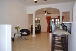 Living Room, Stargaze Apartments