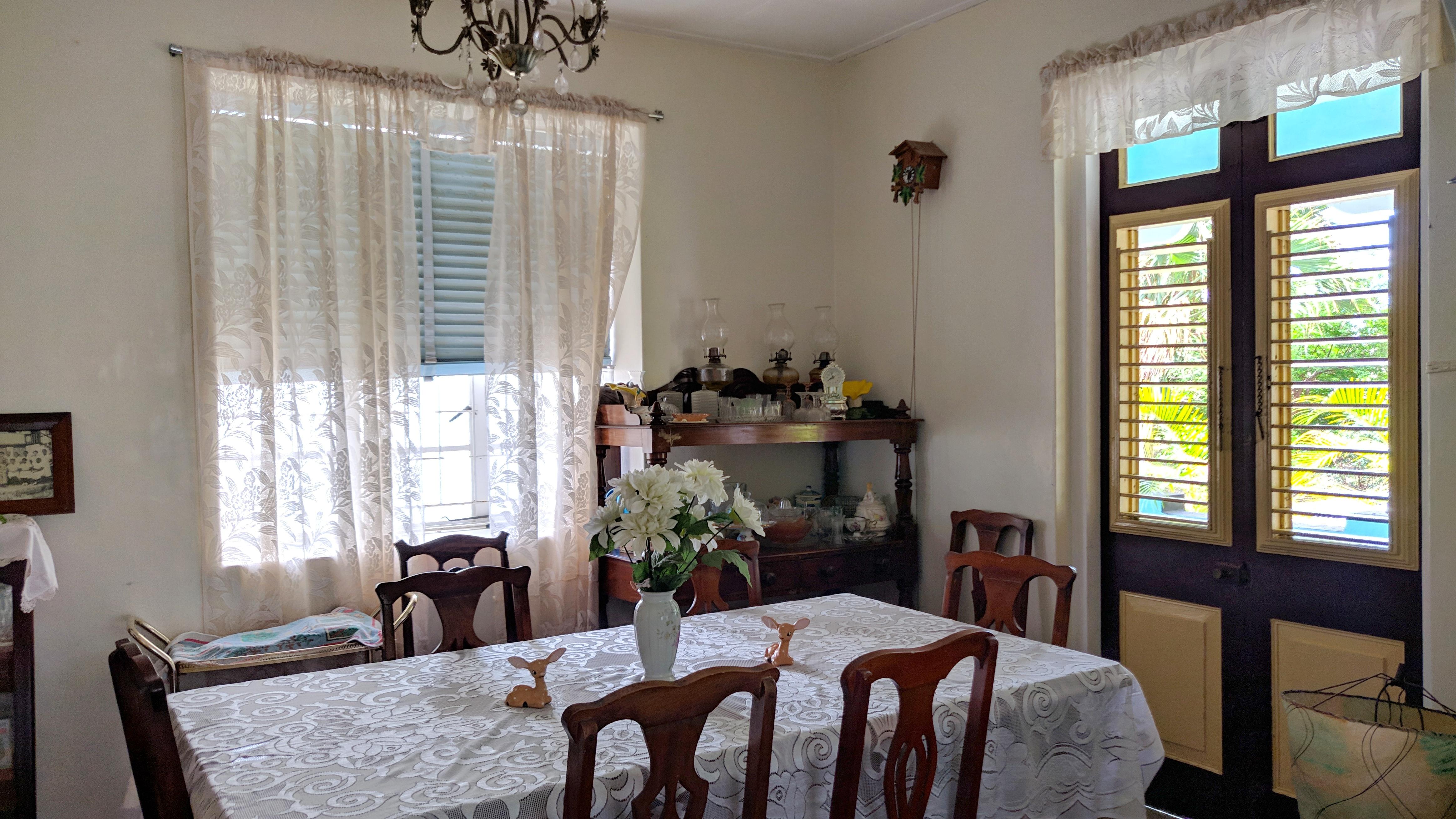 Dining Room, Water Street, Christ Church