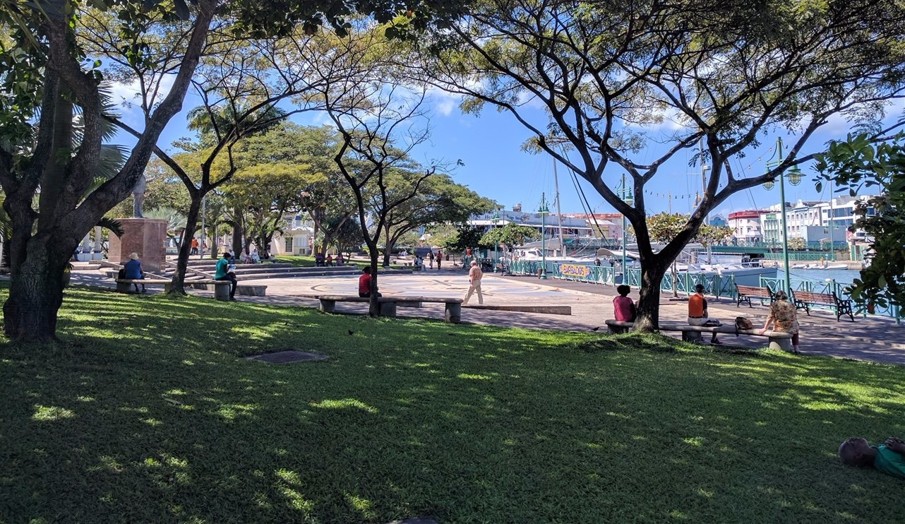 Independence Square, Bridgetown