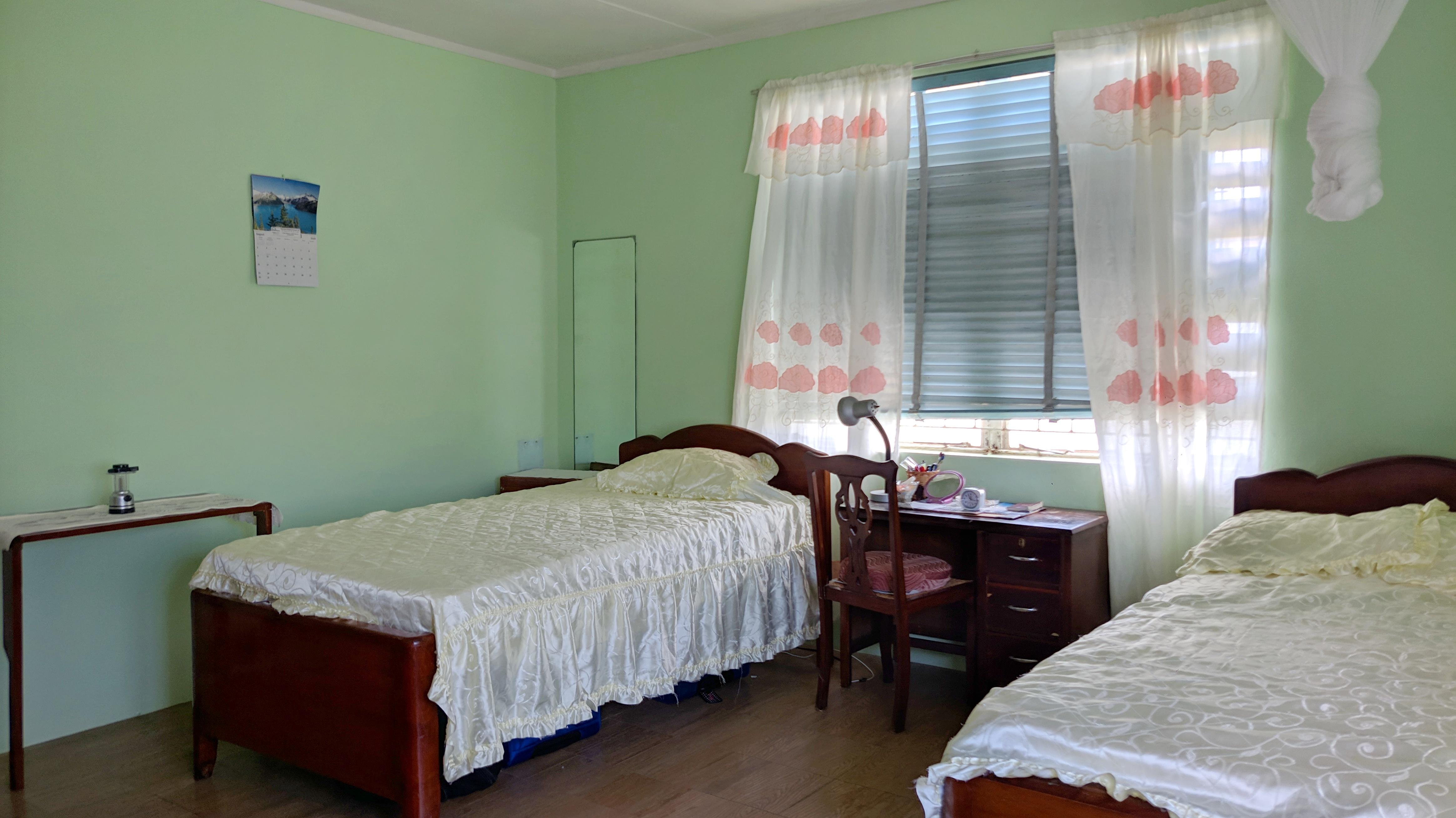 Bedroom, Water Street, Christ Church
