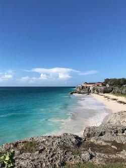 View of Beach, Belair, St. Philip