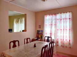 Dining Room, Haggatt Hall, St. Michael