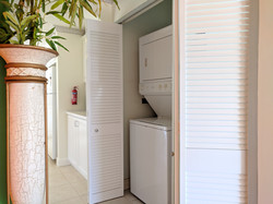 Laundry Area, Millennium Heights, St. Thomas