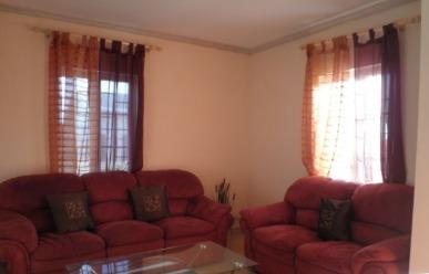 Living Room, Ealing Park Apartments