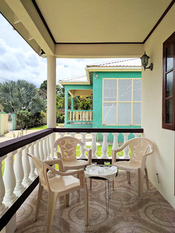 Patio, Mount Standfast, St. James