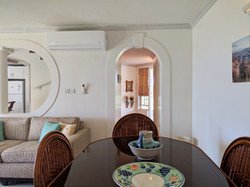 Dining Room, Millennium Heights, St. Thomas