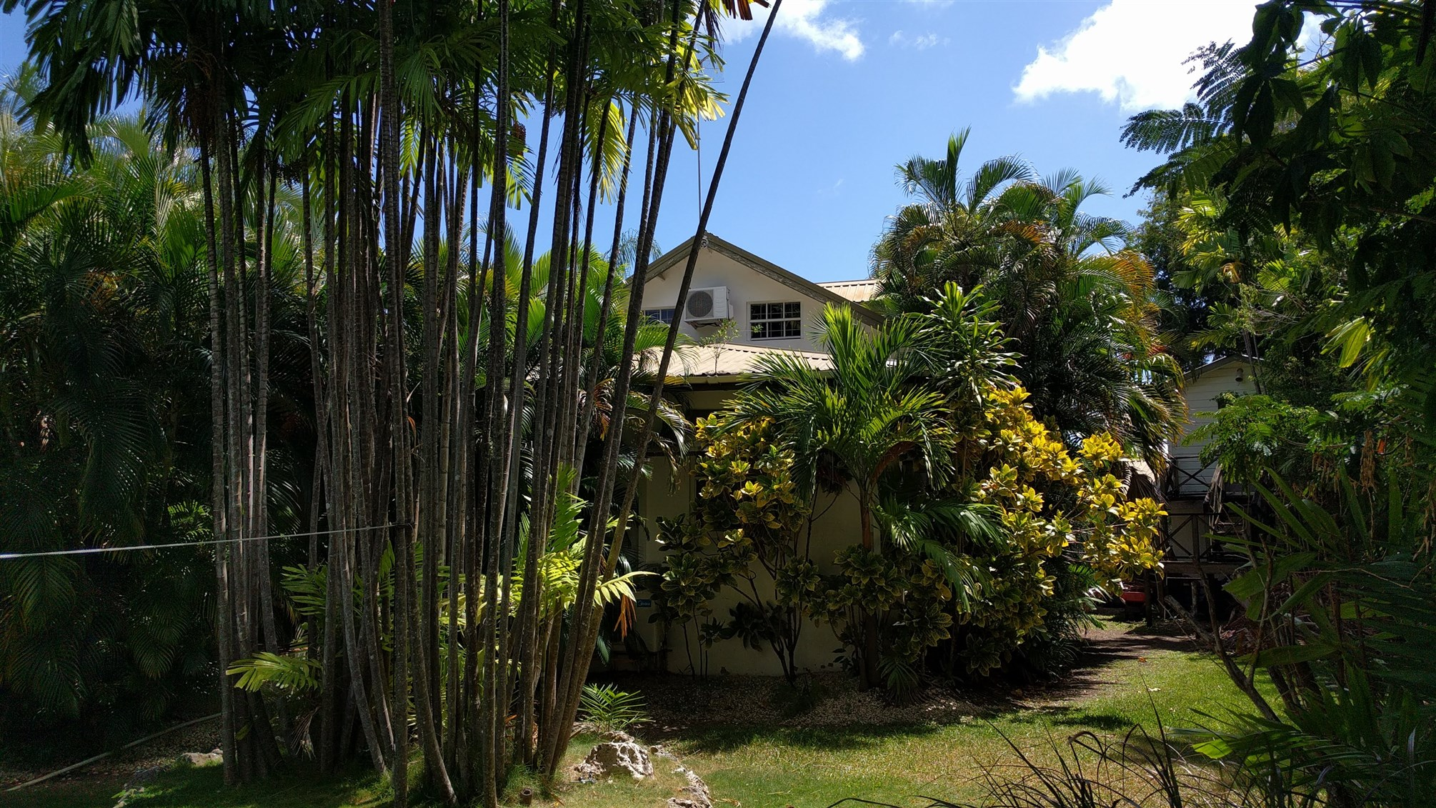Garden, Muskoka
