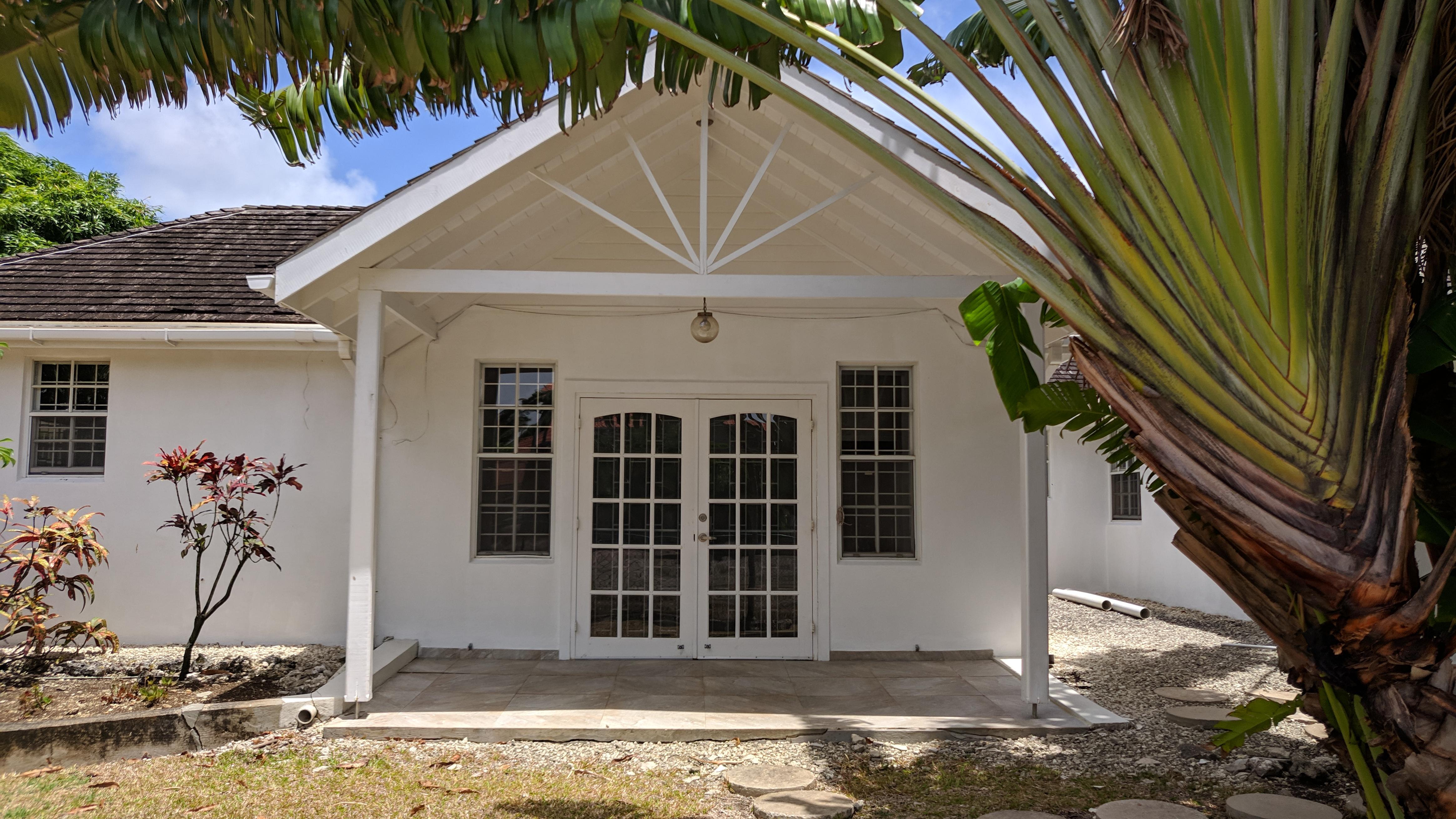 Exterior, Clerview, St. James