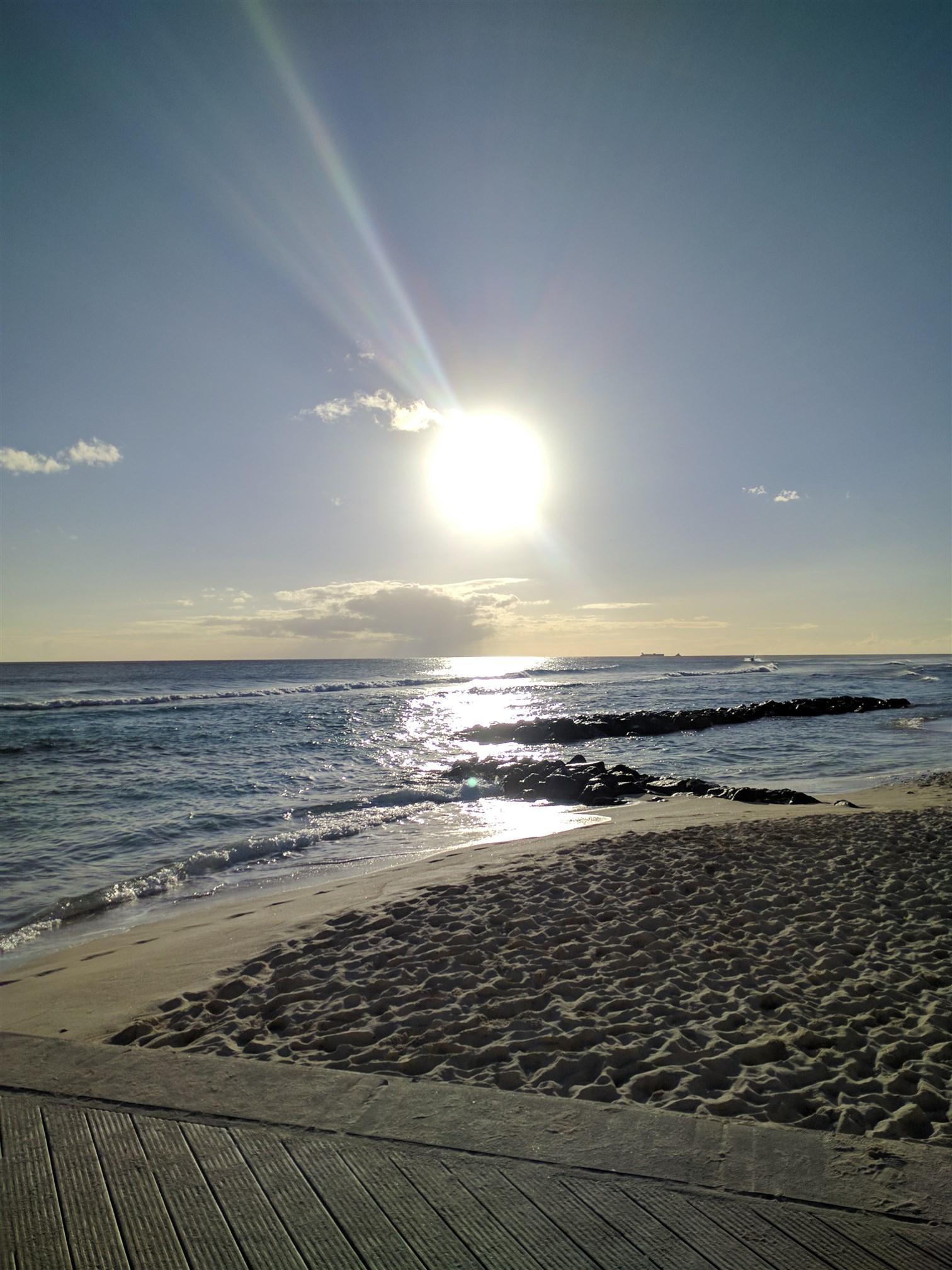 South Coast Boardwalk
