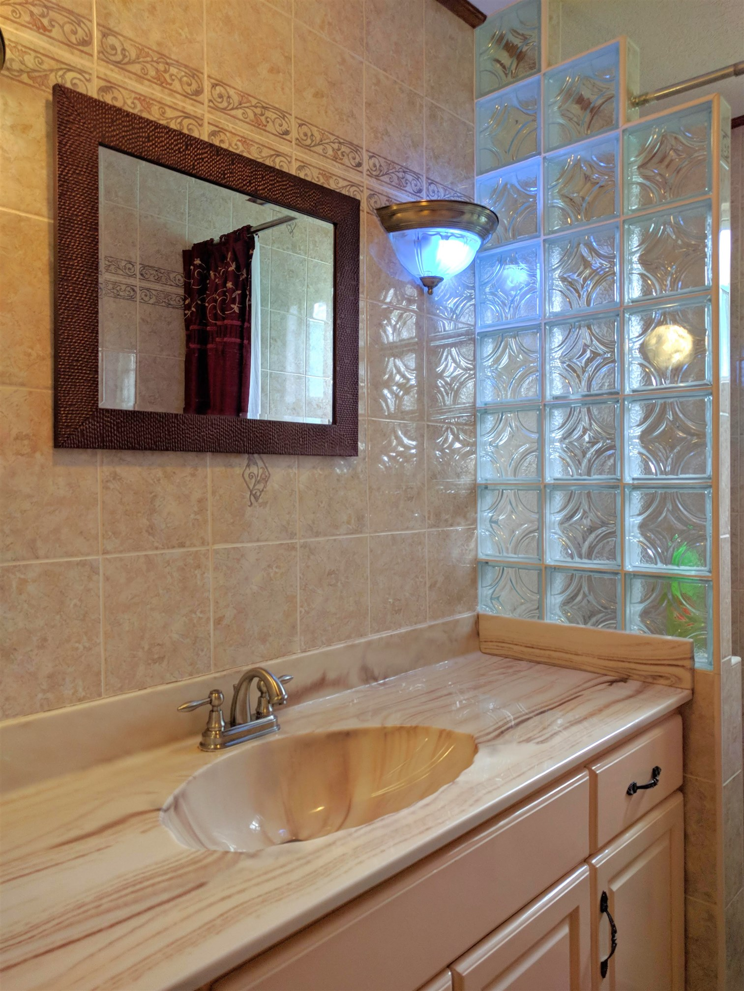 Bathroom, Mount Standfast, St. James