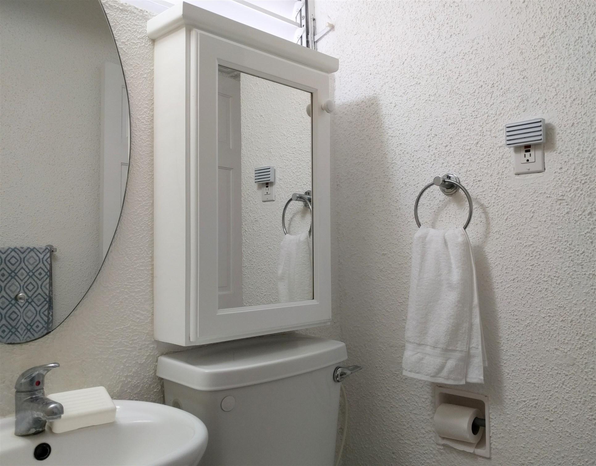 Bathroom, Club Rockley, Ch. Ch.