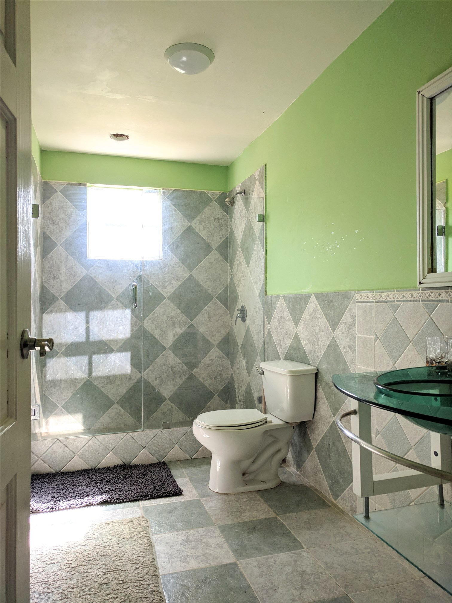 Bathroom, Mount Tabour, St. John