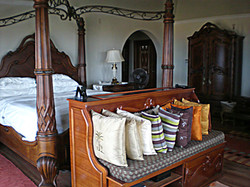 A Bedroom, Christie Village, St. Th