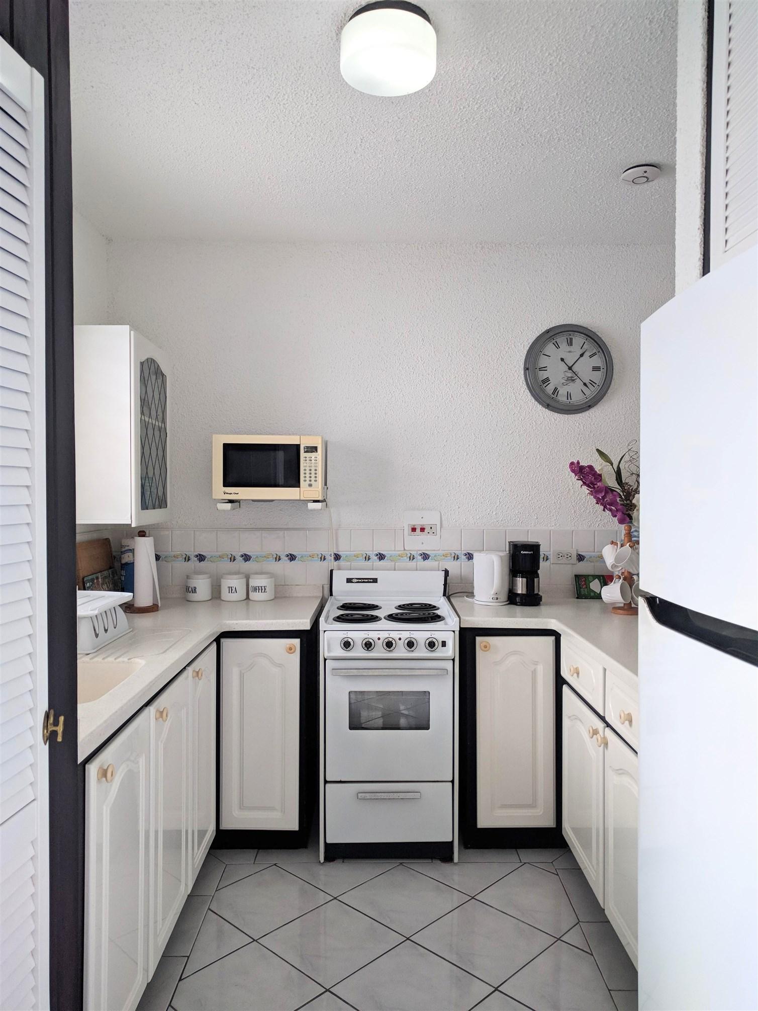 Kitchen, Club Rockley
