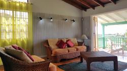 Living Room, Locust Hall, St. George
