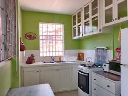 Kitchen, Haggatt Hall, St. Michael