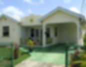 View of house for sale in Barbados