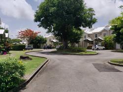 Gardens, Clermont Green, St. Michael