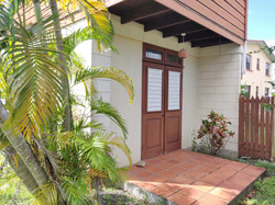 Entrance, Maxwell, Christ Church