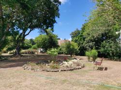 Gardens, Banyan Court, Christ Church