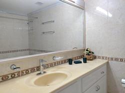 Master Bathroom, Millennium Heights, St. Thomas