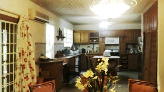 Kitchen, Muskoka