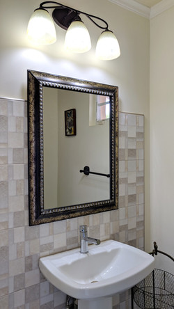Powder Room, The Mount, St. George