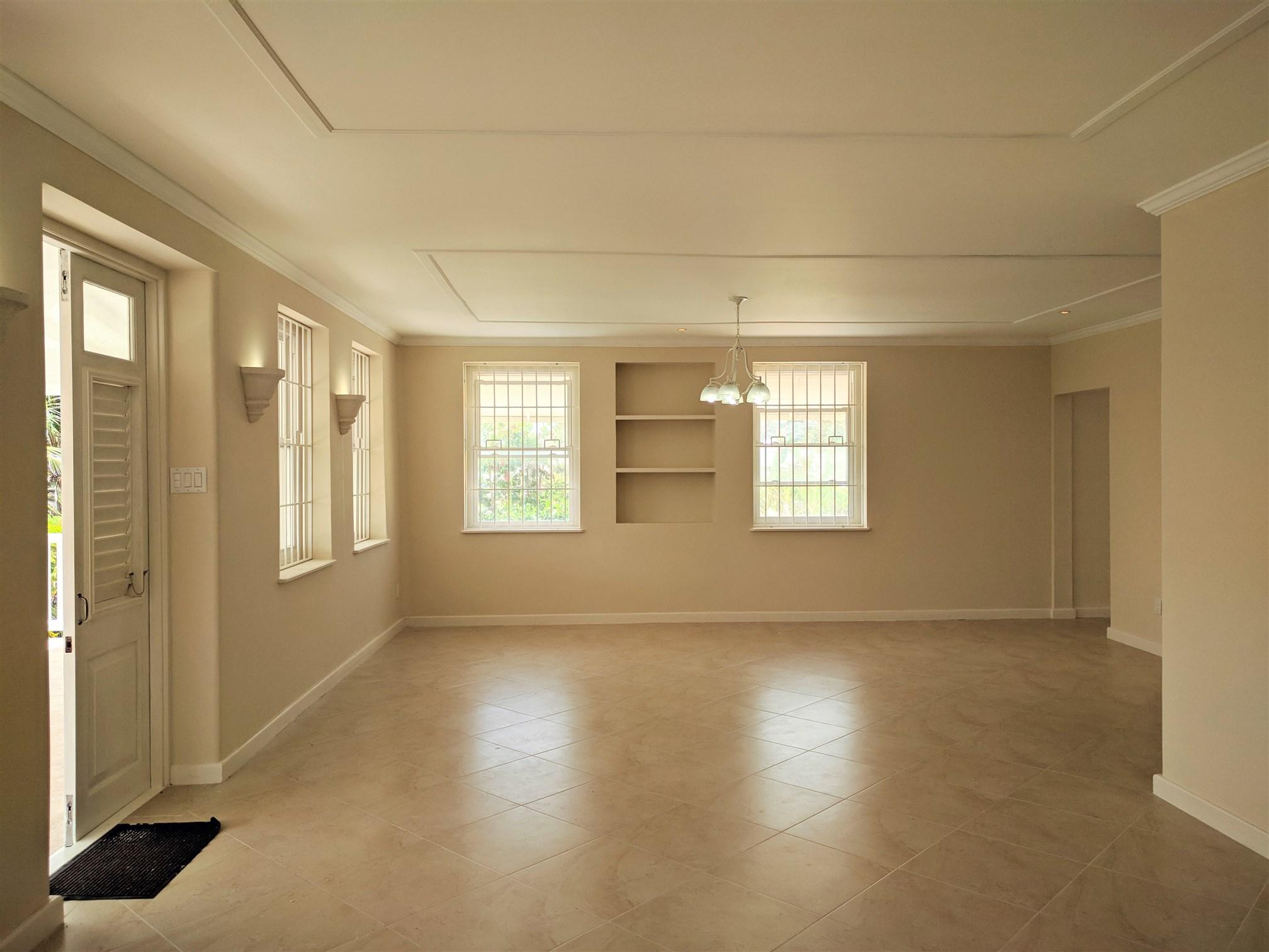 Living/Dining Room, Belair, St. Ph