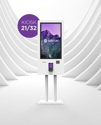 Smart Kiosk | Interactive Digital Display