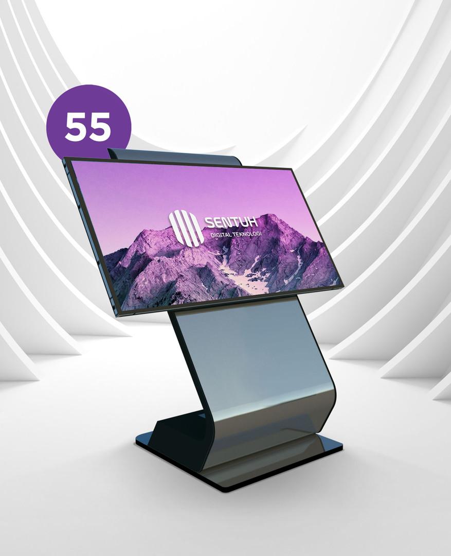 Smart Display 55 | Professional Industrial Display