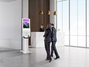 Hand Sanitizer Kiosk untuk Adaptasi Kebiasaan Baru
