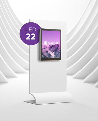 The Salesman Wall Mounted | Digital Signage 22
