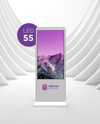 The Salesman Classic | Digital Signage 55