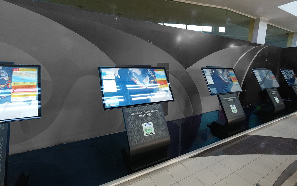 Interactive Digital Display