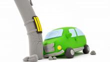 交通事故の初期症状