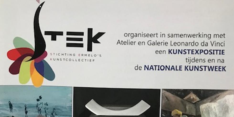 Nederland kunstland, Kunstweek (afgelopen)