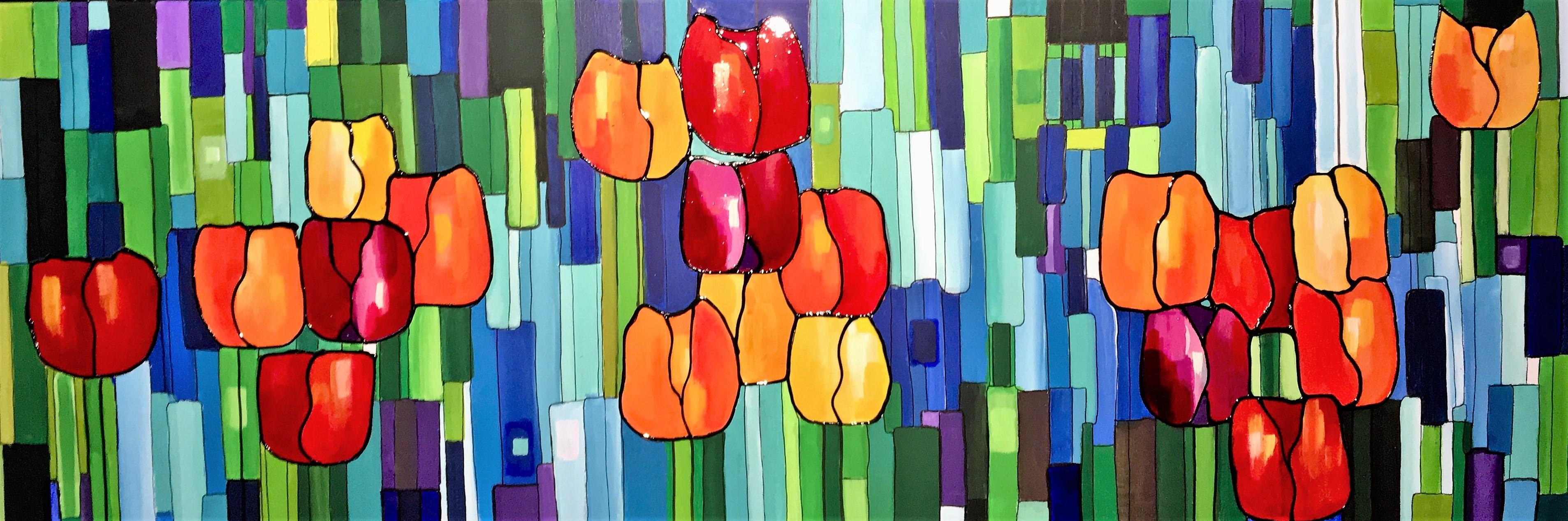 schilderij met 20 tulpen, dec. 2018.jpg