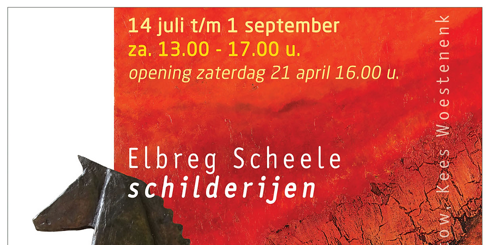 Elbreg Scheele schilderijen