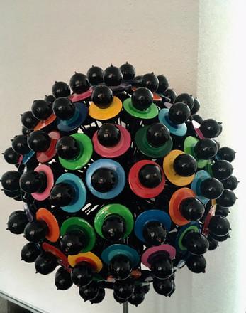 sphere of synthetic resin black.jpeg