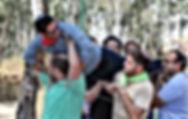 פעילויות גיבוש למבוגרים וילדים - יחד נלמד איך בונים צוות מנצח