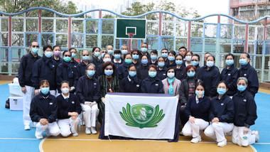慈善 社區活動|2020年1-3月社區派防疫物資