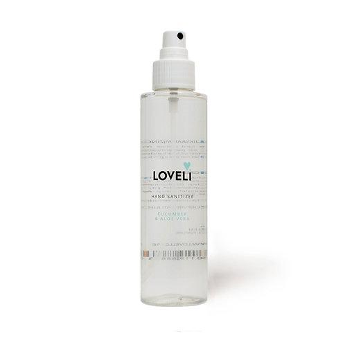 Loveli hand sanitizer