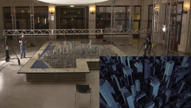 Behind the scenes at the Chicago Archite