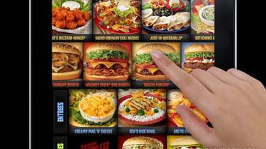 Interactive Restaurant Menu