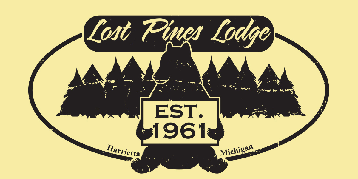 Lost Pines Lodge 2 BLACK