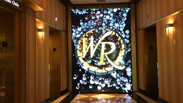 WGLV Elevator Video Walls