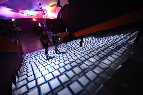 Interactive Stairs