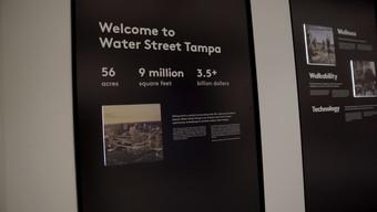Water Street Tampa Marketing Center