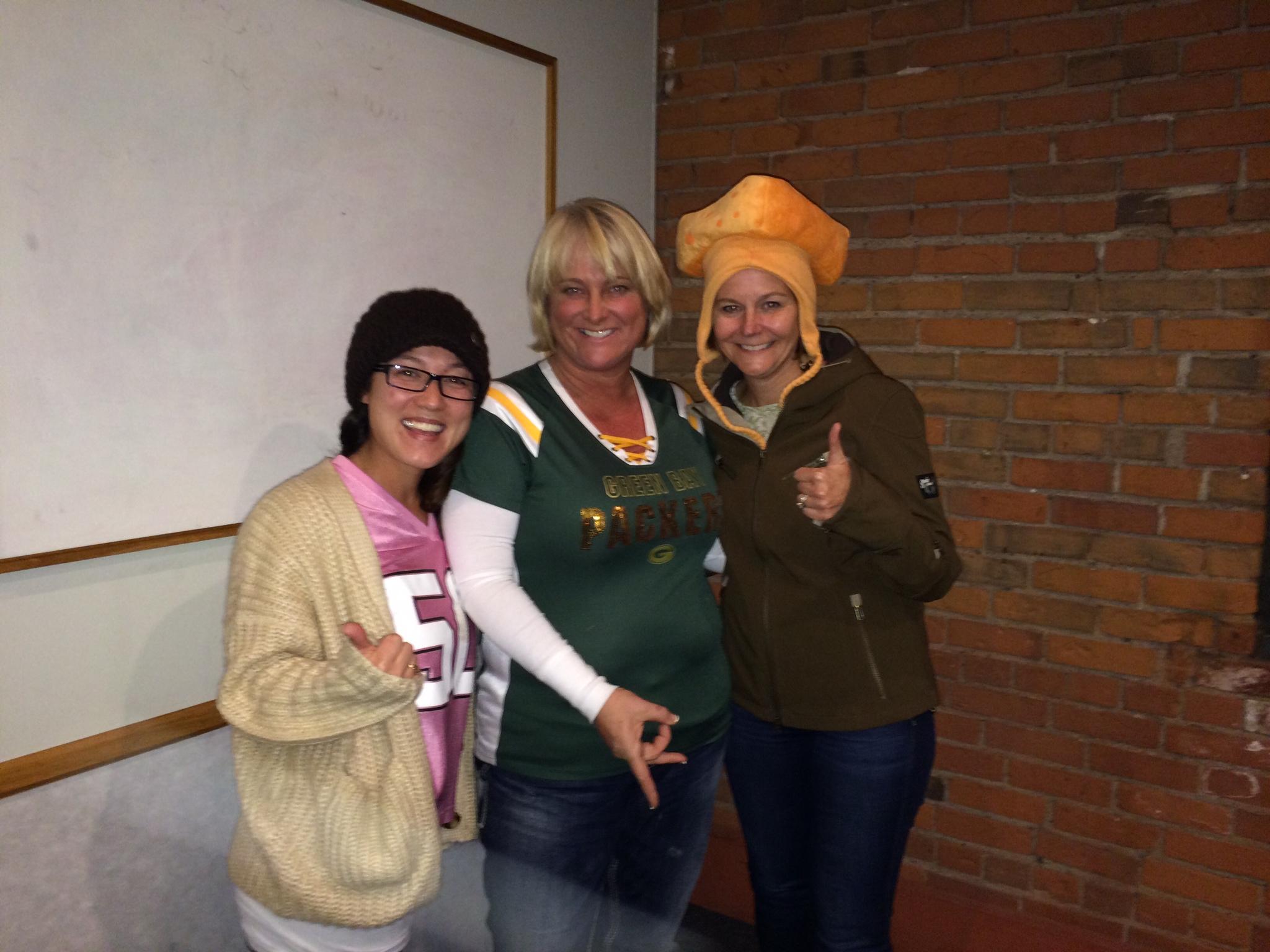 Three-ladies
