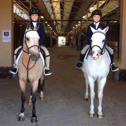 Isabella and Christina